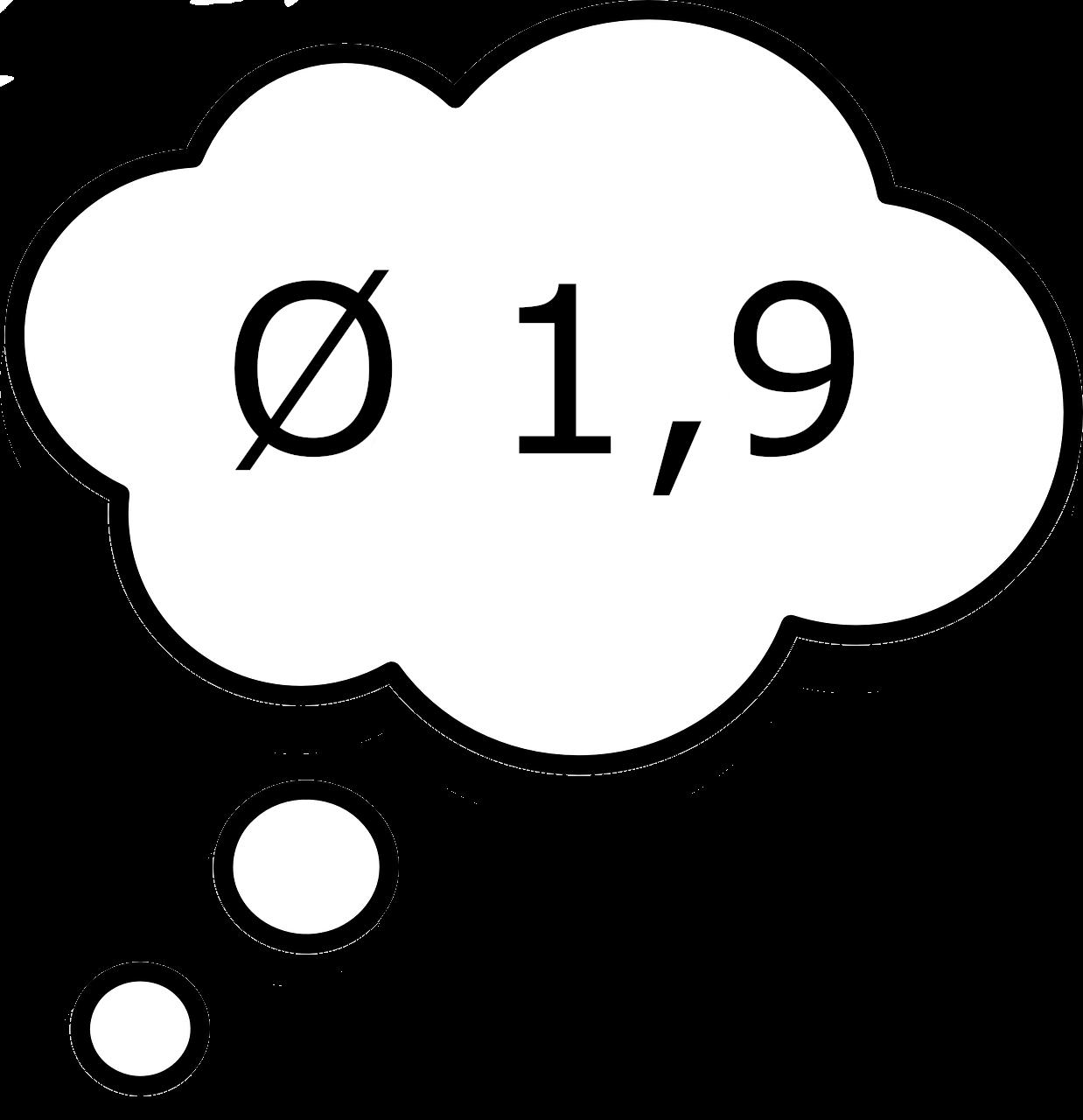 Seminarnote 1,9