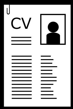 Referent/inn/en CV